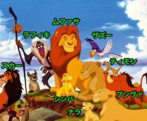 ライオンキングの歌詞やあらすじキャラクター劇団四季の情報